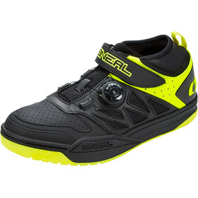 O'Neal Session SPD Schuhe Herren neon yellow